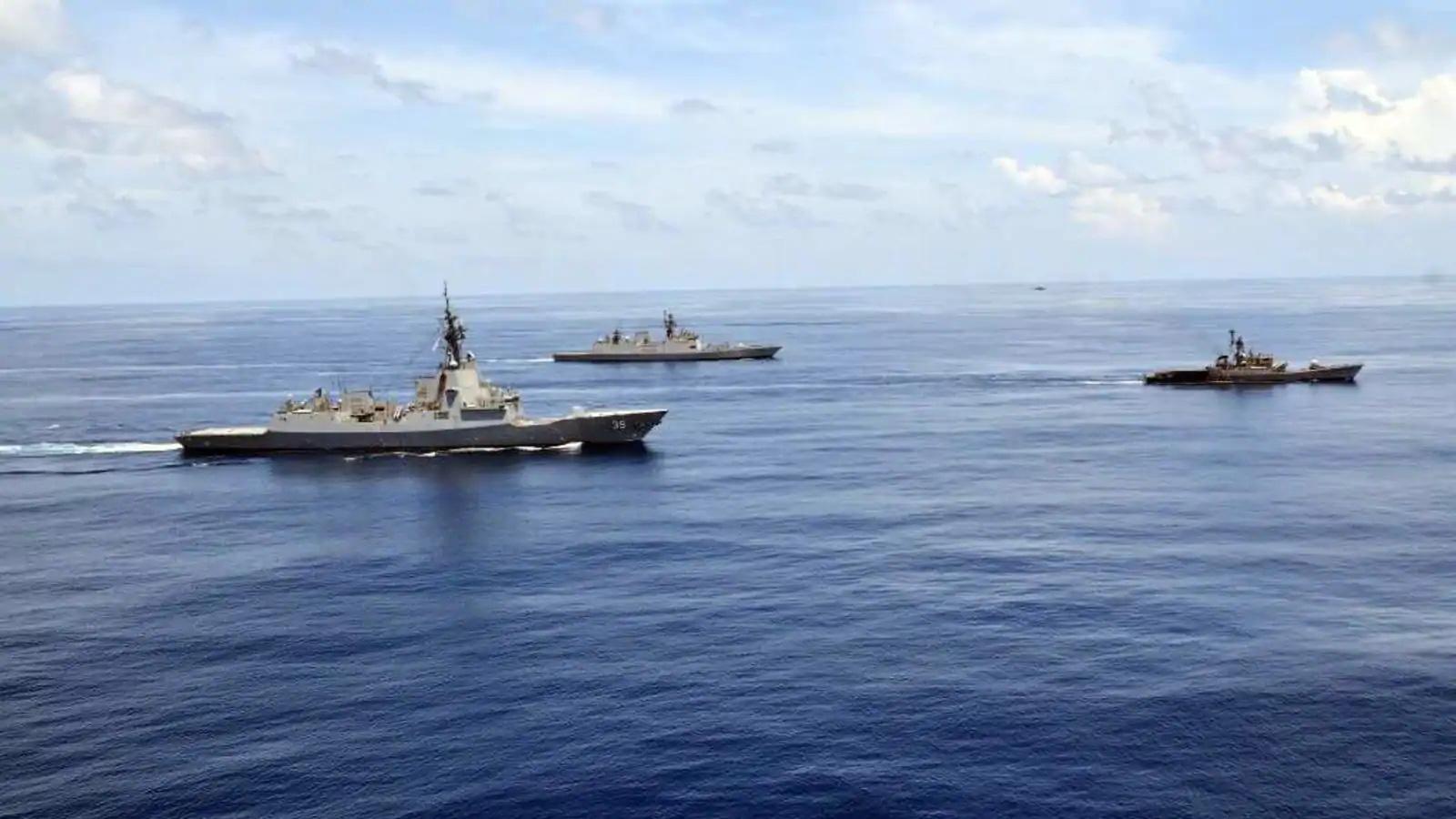 Ấn Độ bắt tay Mỹ chặn đứng tham vọng của Trung Quốc trên biển như thế nào? - Ảnh 2.