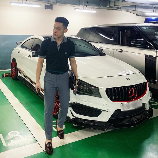 CEO Tống Đông Khuê bất ngờ xoá hết hình ảnh về chiếc xe 5 tỷ sau khi bạn gái lên mạng nói: Xe em tự mua - Ảnh 5.