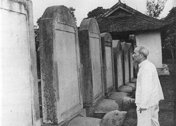 Những quan điểm mang tính định hướng của Chủ tịch Hồ Chí Minh về giữ gìn và phát huy các di sản văn hóa dân tộc - Ảnh 1.