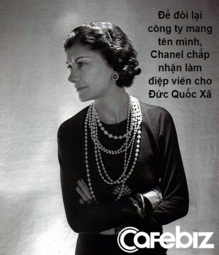 Bí mật đen tối đế chế Chanel cố gắng vùi lấp: Nhà sáng lập trở thành điệp viên để đòi lại quyền sở hữu chính công ty mang tên mình - Ảnh 2.