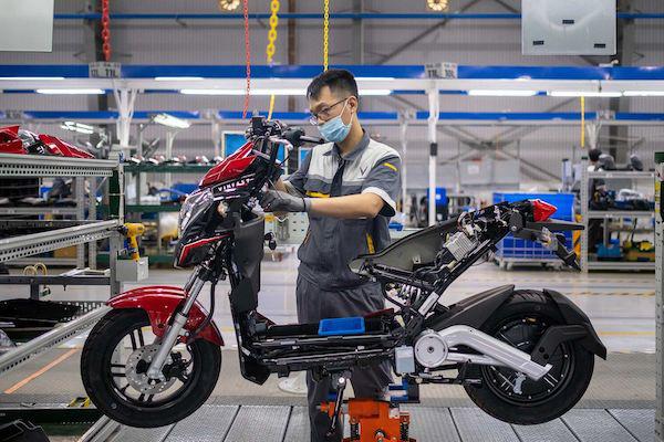 Xe máy điện VinFast hướng tới tương lai của giao thông xanh tại Việt Nam - Ảnh 1.
