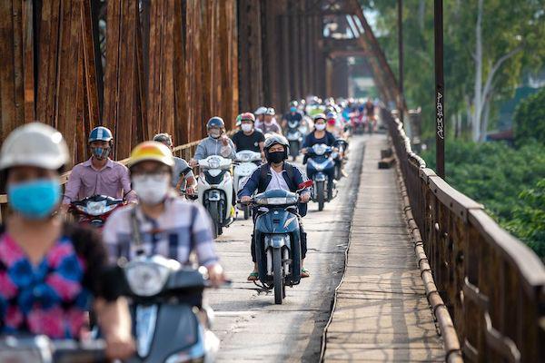 Xe máy điện VinFast hướng tới tương lai của giao thông xanh tại Việt Nam - Ảnh 2.