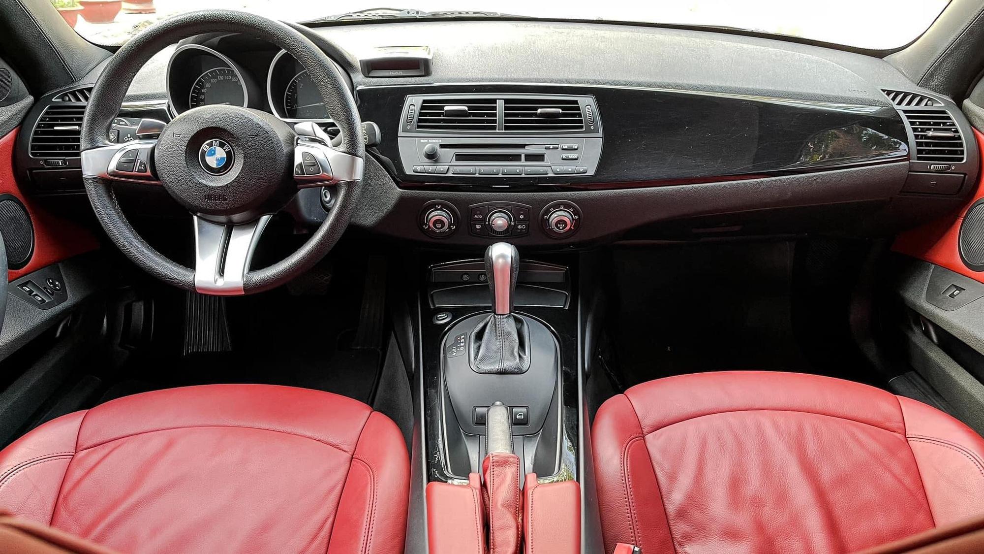 Chạy chưa tới 30.000km, BMW Z4 hạ giá ngang Mazda3 Sport thế hệ mới - Ảnh 5.