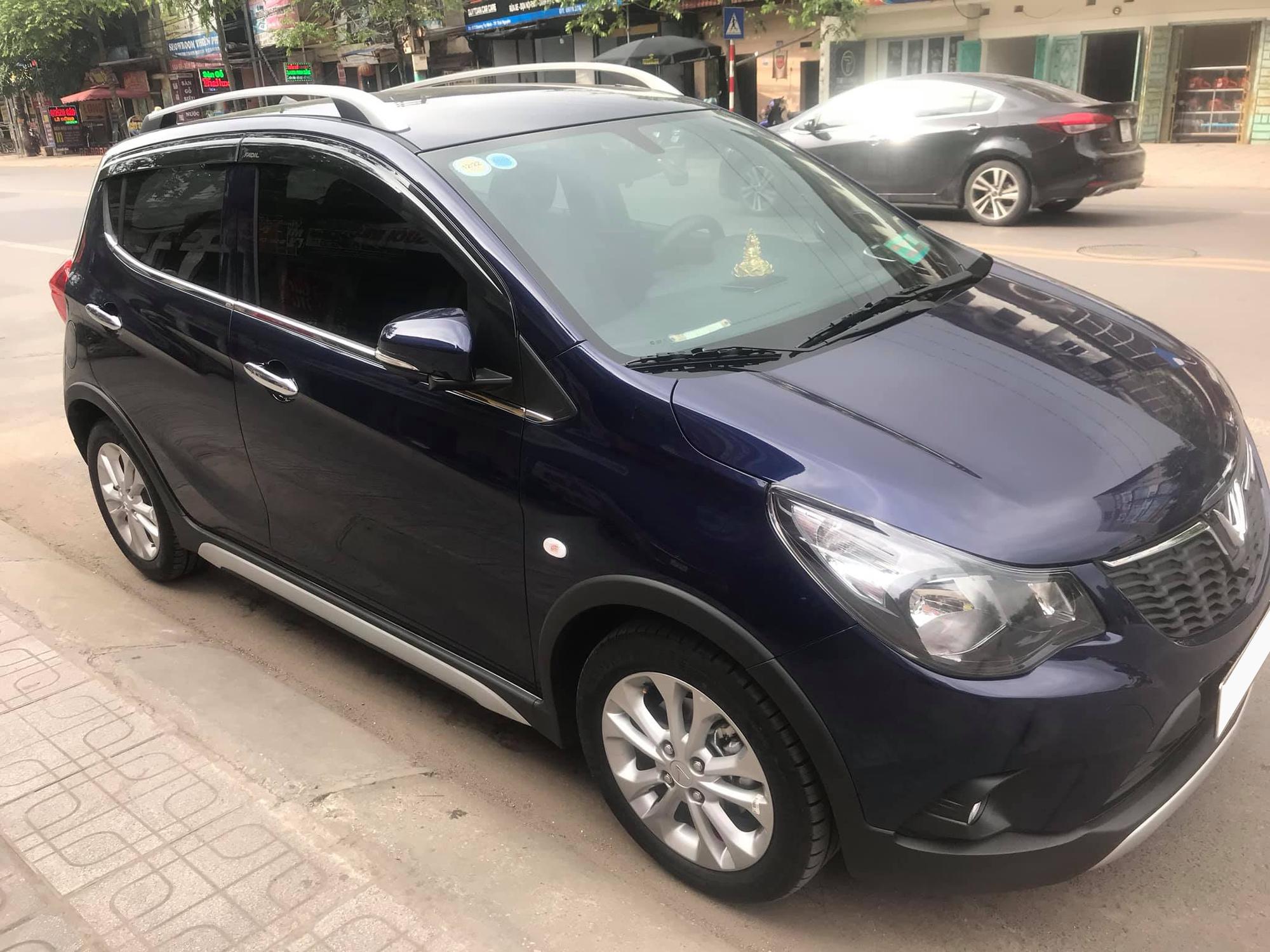 Độ VinFast Fadil bản Tiêu chuẩn lên full option, chủ xe bất ngờ rao bán với giá chưa tới 400 triệu, lấy lý do: Cần tiền tiêu Tết - Ảnh 3.