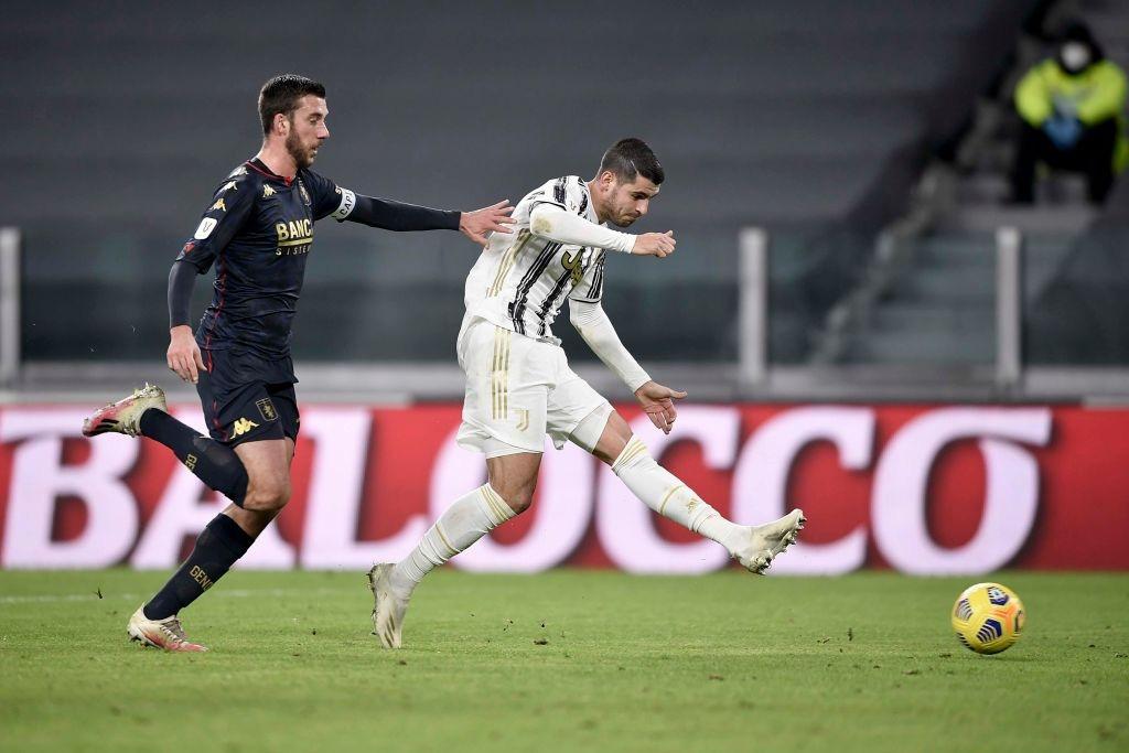 Ronaldo tỏa sáng, Juventus nhọc nhằn vào tứ kết Coppa Italia sau màn rượt đuổi tỷ số hấp dẫn - Ảnh 4.