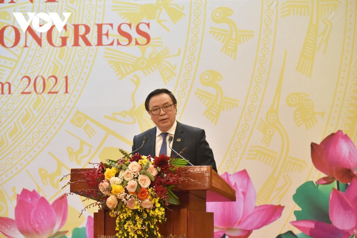 1.587 đại biểu dự Đại hội đại biểu toàn quốc lần thứ XIII của Đảng - Ảnh 2.