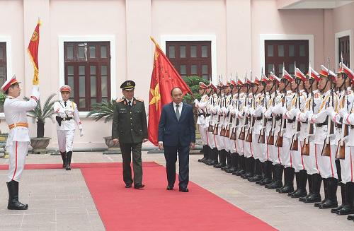 Thủ tướng: Lực lượng tình báo CAND là công cụ sắc bén của Đảng, Nhà nước - Ảnh 1.