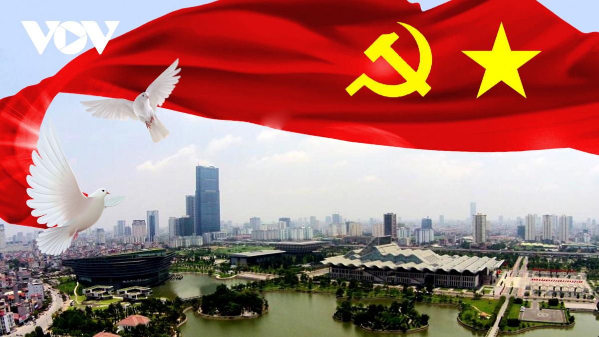 Đại hội XIII của Đảng: Kiên định, sáng tạo để đưa đất nước phát triển nhanh và bền vững - Ảnh 1.