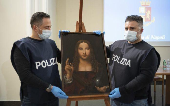 Tìm thấy bức tranh 500 năm bị mất cắp mà bảo tàng không biết - Ảnh 1.
