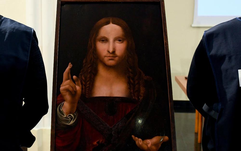 Tìm thấy bức tranh 500 năm bị mất cắp mà bảo tàng không biết - Ảnh 2.