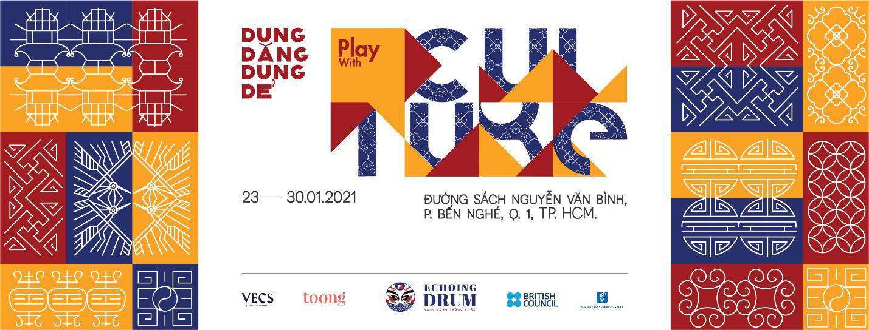 """""""Dung Dăng Dung Dẻ - Play with Culture"""" - Điểm đến văn hóa chào Tết Nguyên đán Tân Sửu - Ảnh 1."""