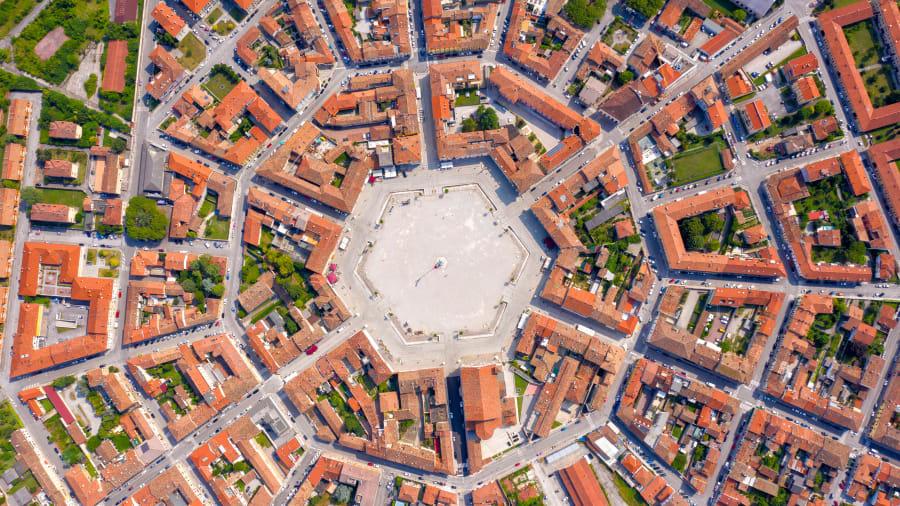 """Các thành phố ngôi sao tại châu Âu: """"Kỳ quan"""" để lại từ thời Phục hưng - Ảnh 6."""