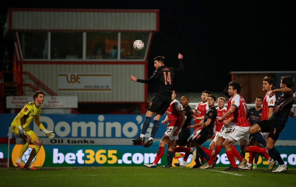 Man City thoát hiểm trước đội bóng ở giải hạng 4 Anh - Ảnh 6.