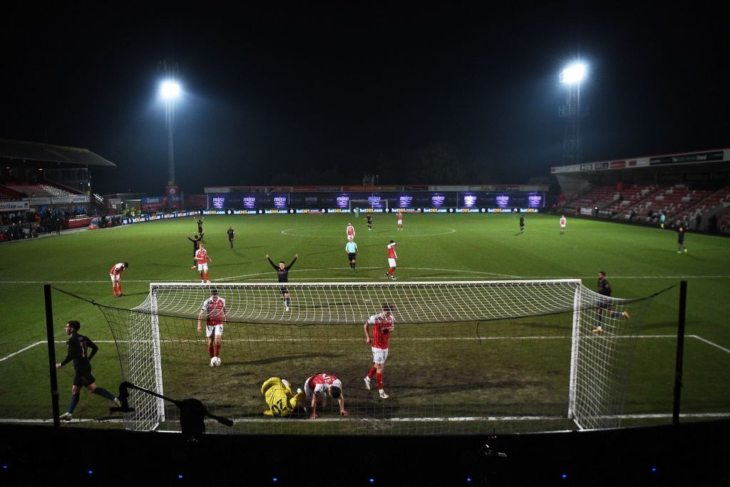 Man City thoát hiểm trước đội bóng ở giải hạng 4 Anh - Ảnh 9.
