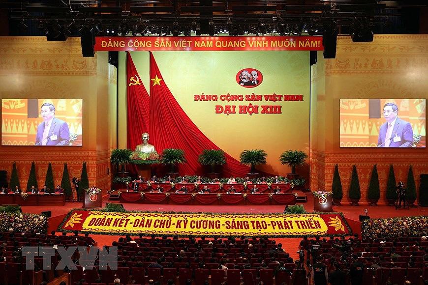 Các Đại sứ nước ngoài tin tưởng vào thành công của Đại hội Đảng XIII - Ảnh 1.