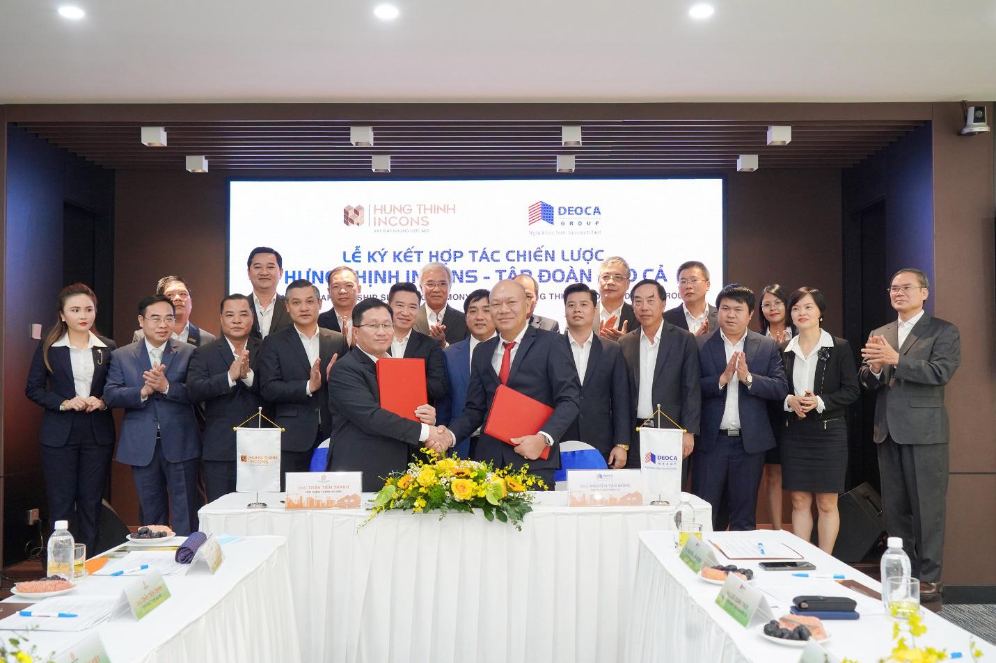 Tập đoàn Hưng Thịnh và Hưng Thịnh Incons ký kết hợp tác chiến lược cùng Tập đoàn Đèo Cả - Ảnh 2.