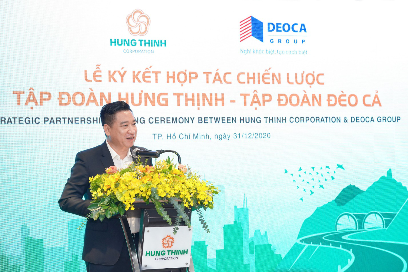 Tập đoàn Hưng Thịnh và Hưng Thịnh Incons ký kết hợp tác chiến lược cùng Tập đoàn Đèo Cả - Ảnh 3.