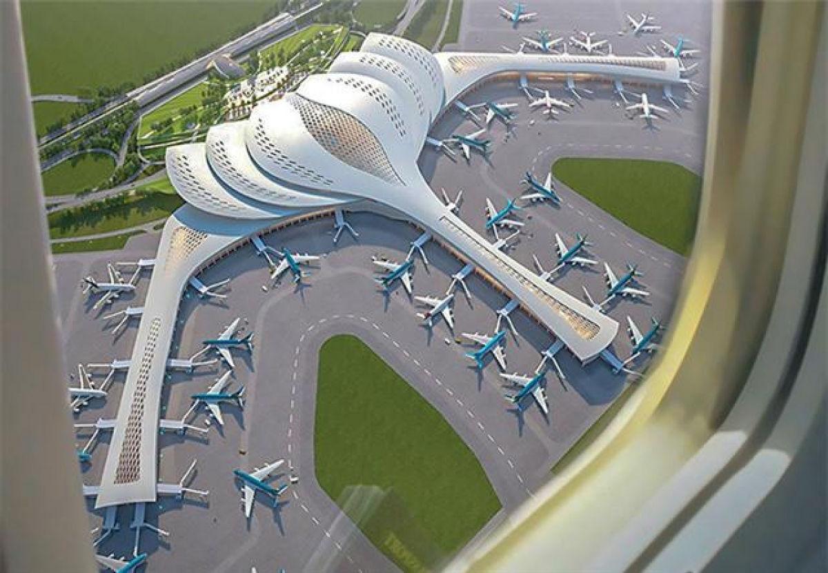 Thủ tướng phát lệnh khởi công Cảng hàng không quốc tế Long Thành - Ảnh 3.