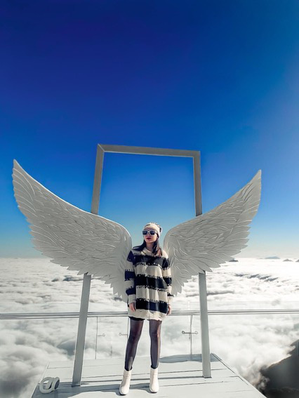 Săn mây, đón tuyết, vui lễ hội mùa đông… quá nhiều lý do để du lịch Sa Pa dịp này - Ảnh 6.