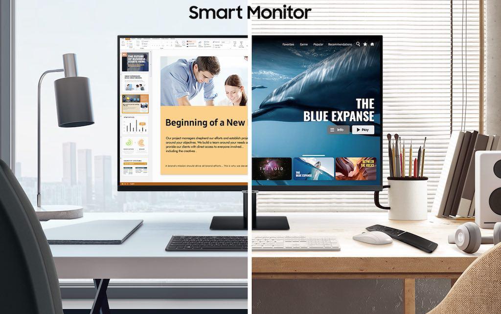 Báo chí nước ngoài nói gì về Màn hình Thông Minh M7 | M5 của Samsung? - Ảnh 2.