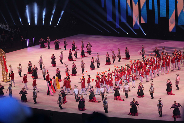 """Phó Thủ tướng Vũ Đức Đam: """"Việt Nam phải vượt tầm ở kỳ SEA Games 31 tới đây"""" - Ảnh 1."""