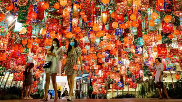 Vòng quanh thế giới đón năm mới Tân Sửu - Ảnh 3.