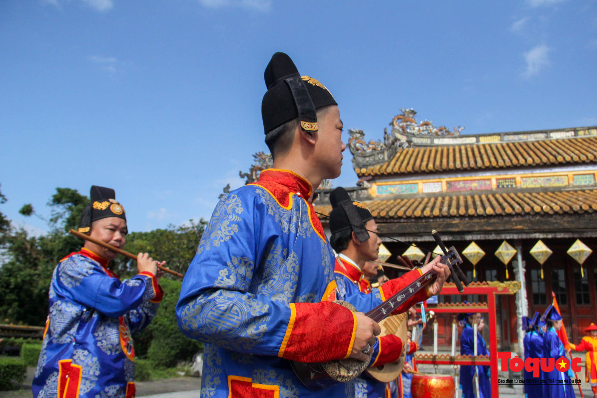 Độc đáo lễ Nguyên đán thời nhà Nguyễn - Ảnh 3.