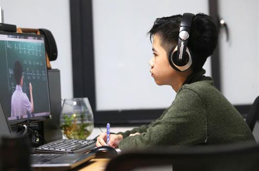 Hiệu trưởng có quyền quyết định hình thức tổ chức dạy học trực tuyến  - Ảnh 1.