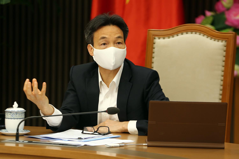 Phó Thủ tướng: Chống dịch bao giờ cũng phải khẩn trương nhất, quyết liệt nhất, đồng bộ nhất - Ảnh 1.