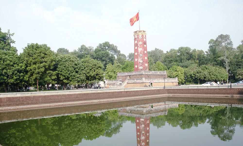 Bộ VHTTDL cho ý kiến về Báo cáo kinh tế - kỹ thuật tu bổ, tôn tạo di tích Thành cổ Sơn Tây - Ảnh 1.