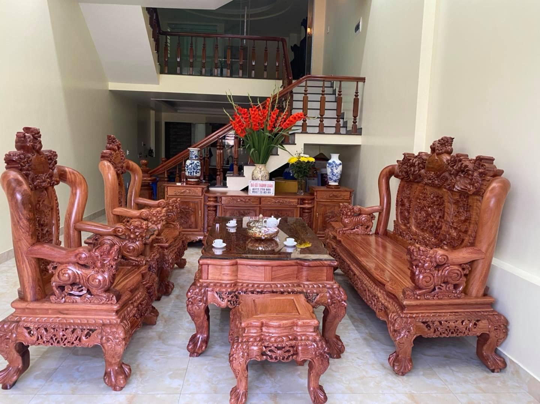 Đồ gỗ Thành Luân - Nâng tầm phong cách gia đình bạn - Ảnh 4.