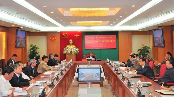 Thực hiện quy trình bầu Phó Chủ nhiệm Ủy ban Kiểm tra Trung ương - Ảnh 1.