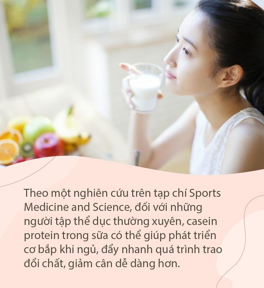 Uống 4 loại thức uống này trước khi đi ngủ, bạn vừa có thể ngủ ngon hơn mà lại gầy đi rất nhanh - Ảnh 1.