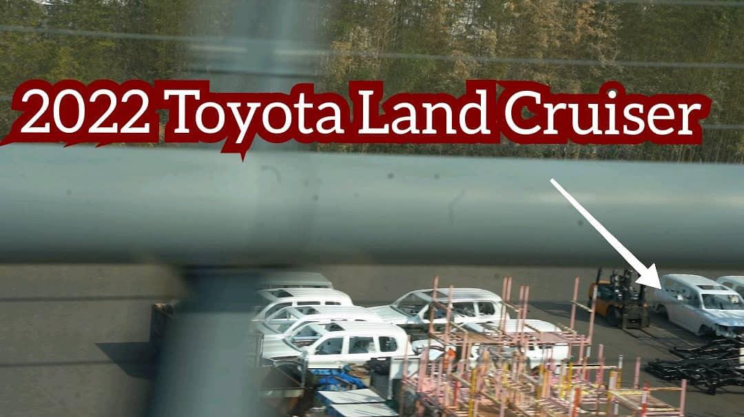 Toyota Land Cruiser đời mới tiếp tục lộ diện: Hứa hẹn nâng cấp động cơ và hệ thống treo vượt bậc - Ảnh 1.
