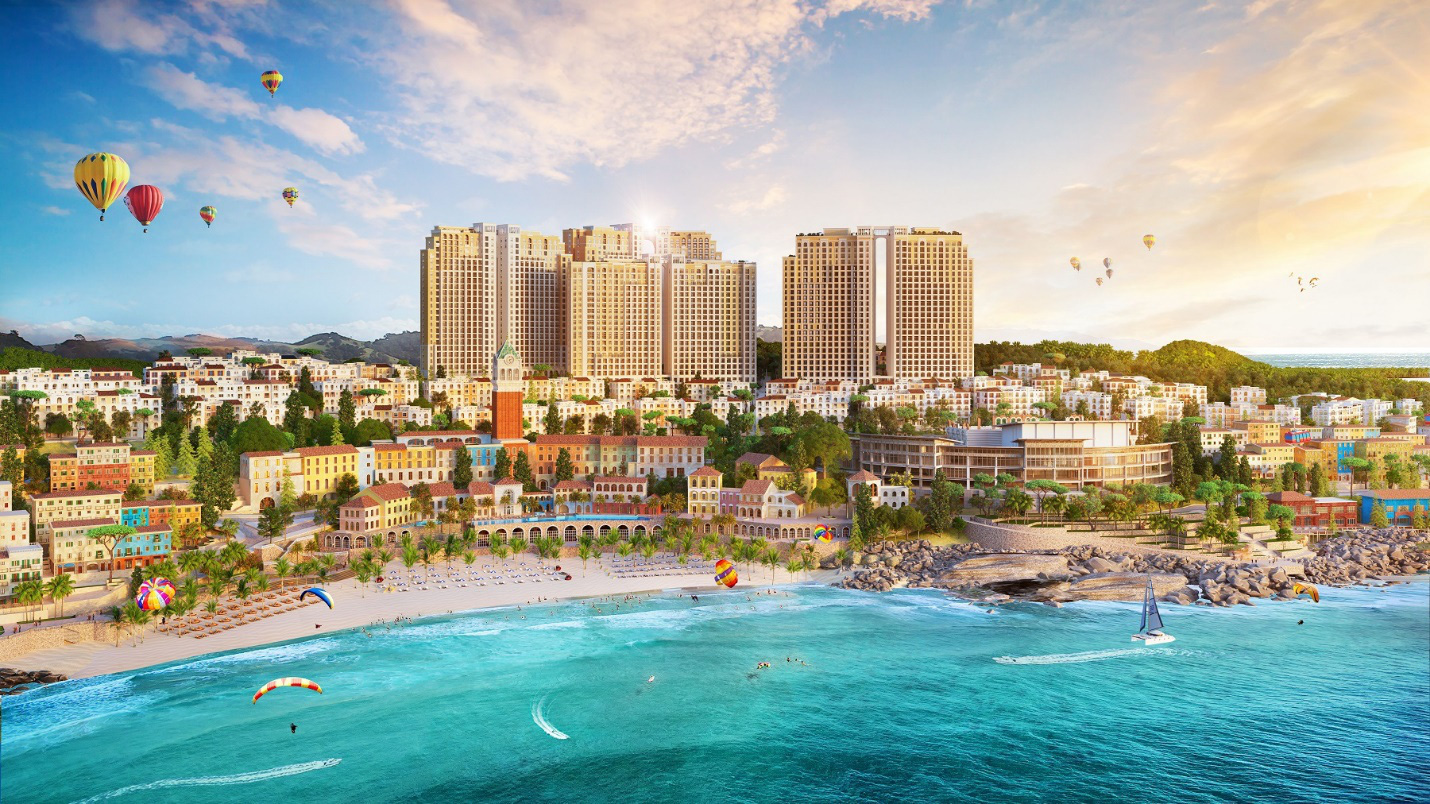 Sun Grand City Hillside Residence – Lời giải căn hộ hướng biển ở Phú Quốc - Ảnh 2.