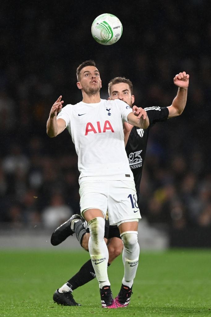 Son kiến tạo, Kane lập hat-trick giúp Tottenham lên đầu bảng xếp hạng Conference League - Ảnh 7.