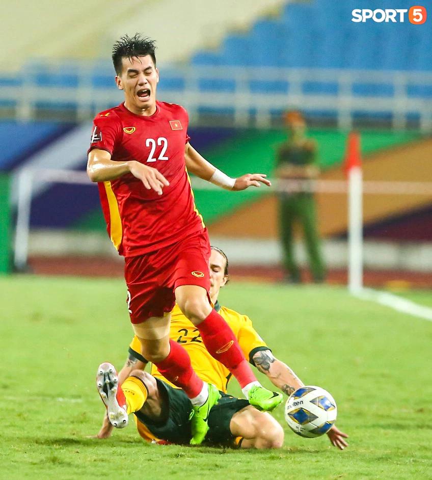 """Tiến Linh: """"Tinh thần của đội tuyển Việt Nam là không bao giờ từ bỏ"""" - Ảnh 1."""