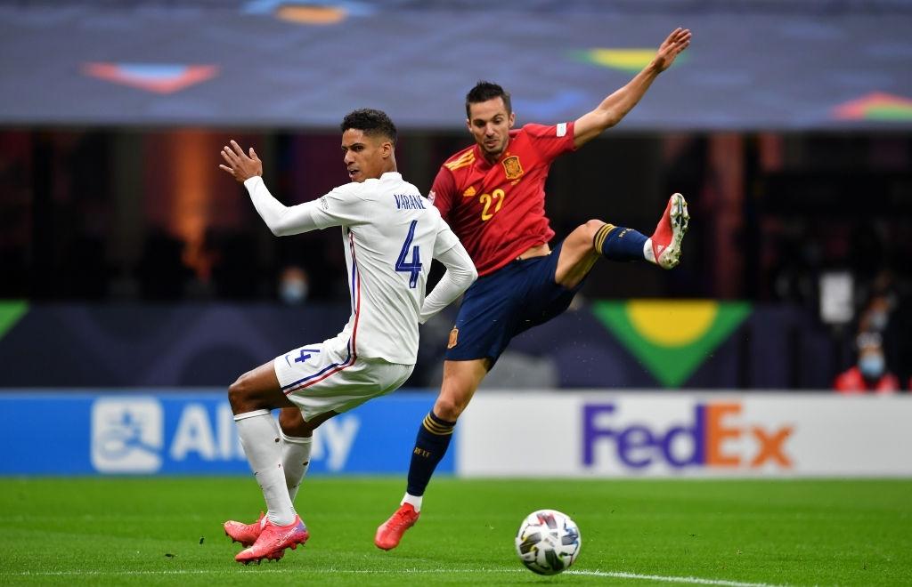 Bộ đôi Mbappe - Benzema tỏa sáng đưa Pháp lên ngôi tại Nations League sau 90 phút kịch tính - Ảnh 1.