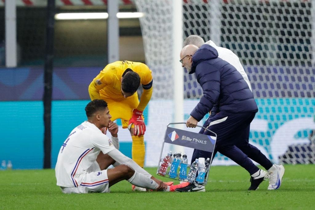 Bộ đôi Mbappe - Benzema tỏa sáng đưa Pháp lên ngôi tại Nations League sau 90 phút kịch tính - Ảnh 3.