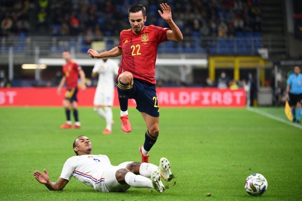 Bộ đôi Mbappe - Benzema tỏa sáng đưa Pháp lên ngôi tại Nations League sau 90 phút kịch tính - Ảnh 4.