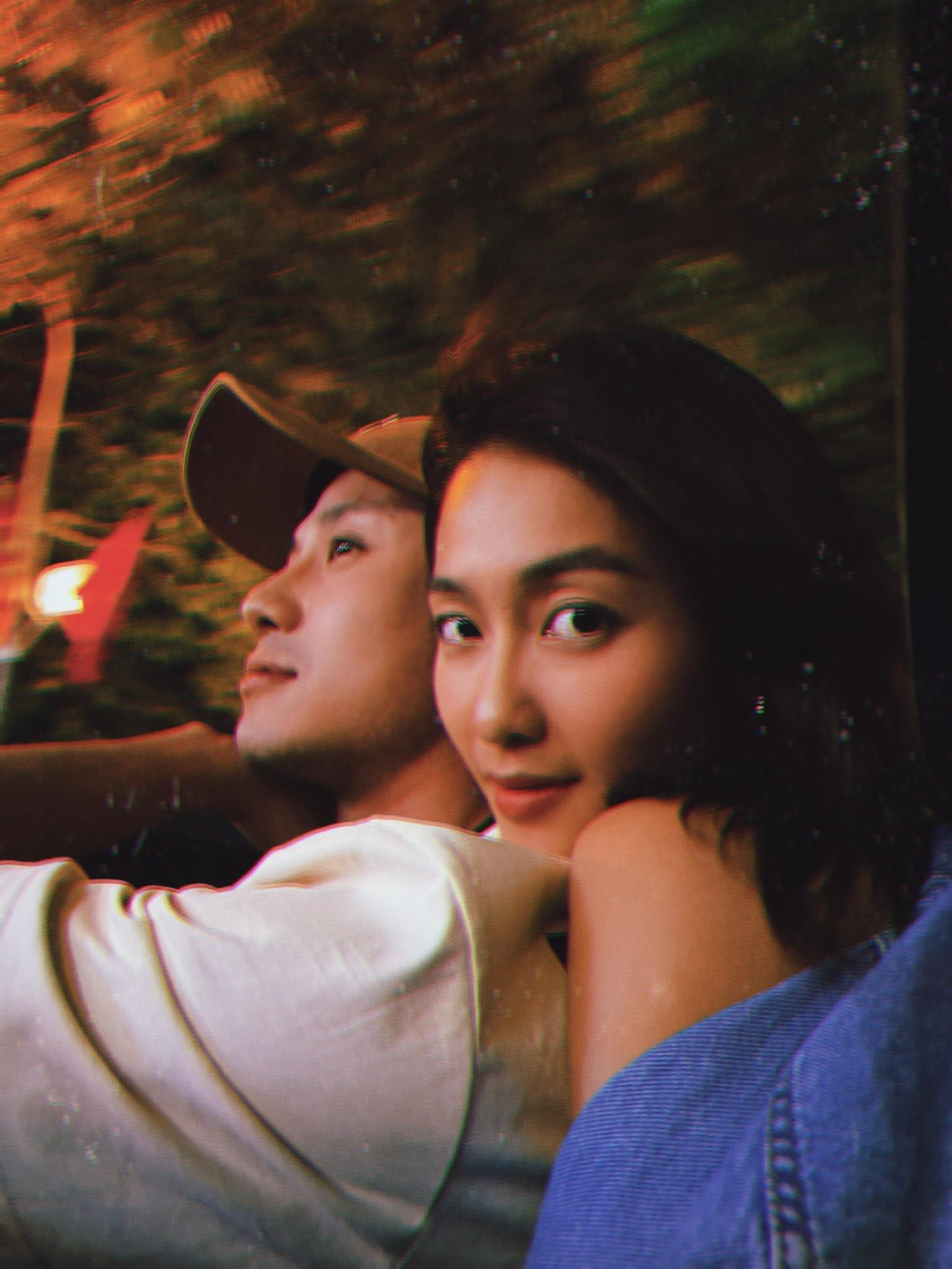 11 tháng 5 ngày: Khả Ngân tình tứ bón cho Thanh Sơn ăn trong hậu trường, bảo sao fan không đẩy thuyền - Ảnh 8.