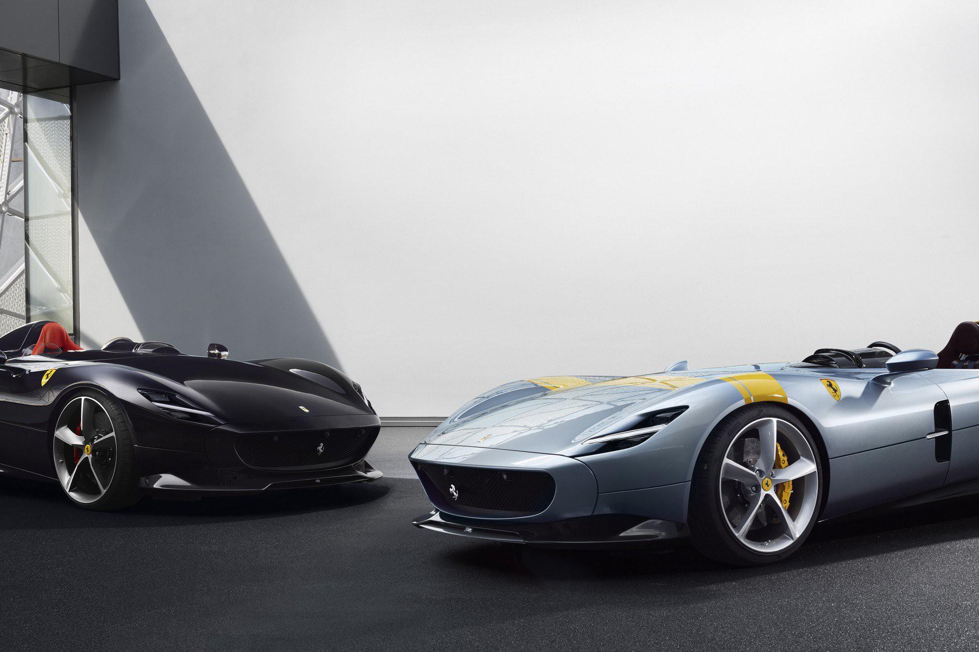 Siêu xe Ferrari mới kế thừa LaFerrari được xác nhận ra mắt ngay năm nay với hộp số hoài cổ - Ảnh 3.