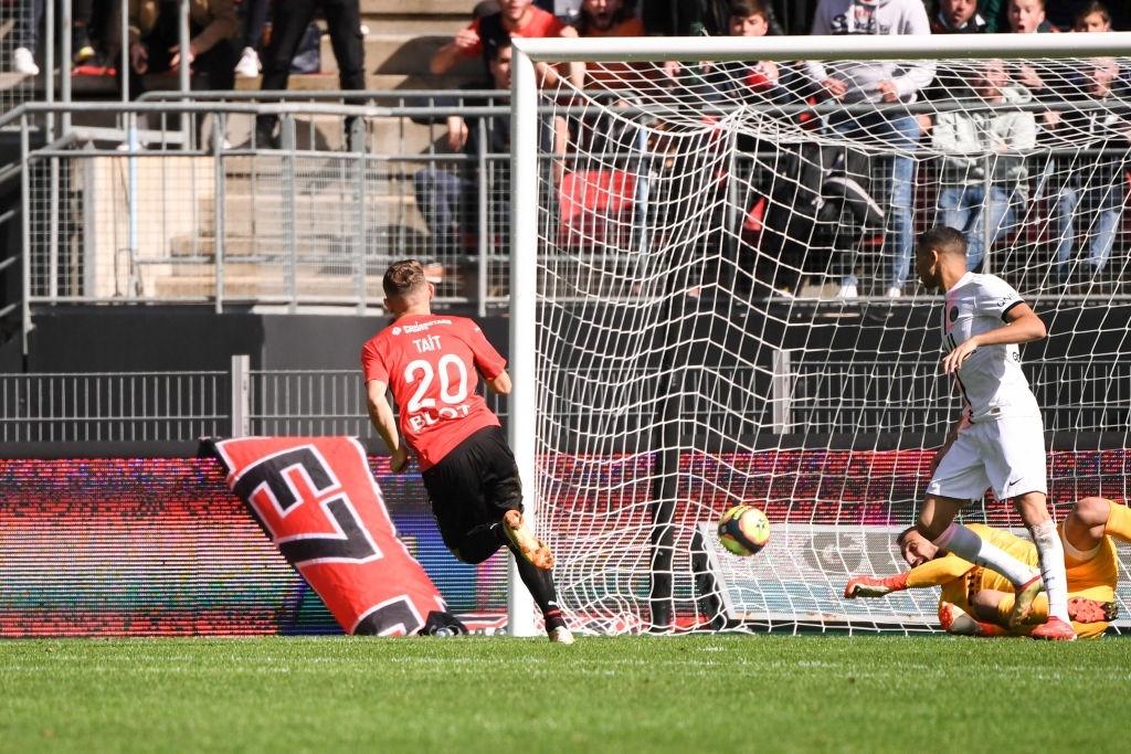 Các ngôi sao im tiếng, PSG thất thủ trước Rennes với tỷ số 2-0 - Ảnh 3.