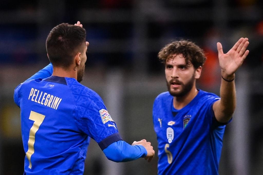 Thi đấu hơn người, Tây Ban Nha vượt qua Italia với tỉ số sát nút - Ảnh 8.