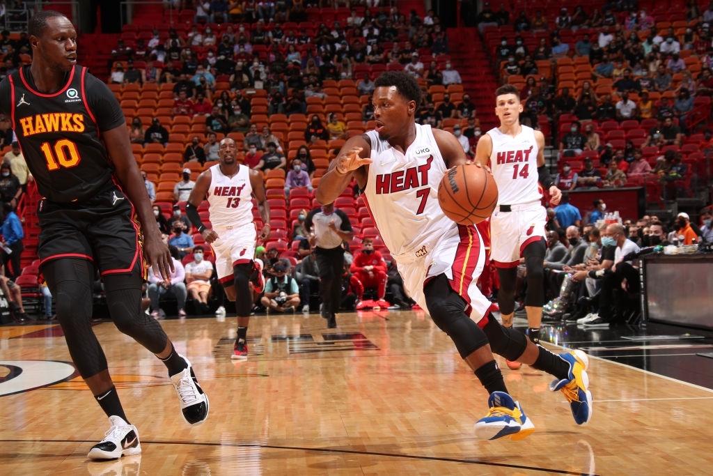 """Kyle Lowry tạo ra """"cơn hỗn loạn có tổ chức"""" tại Miami Heat - Ảnh 3."""