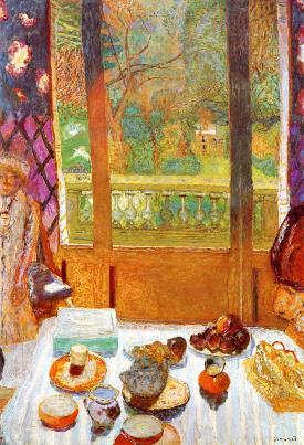 """""""Lặng yên rực rỡ"""" - Triển lãm số về Claude Monet và Pierre Bonnard - Ảnh 2."""