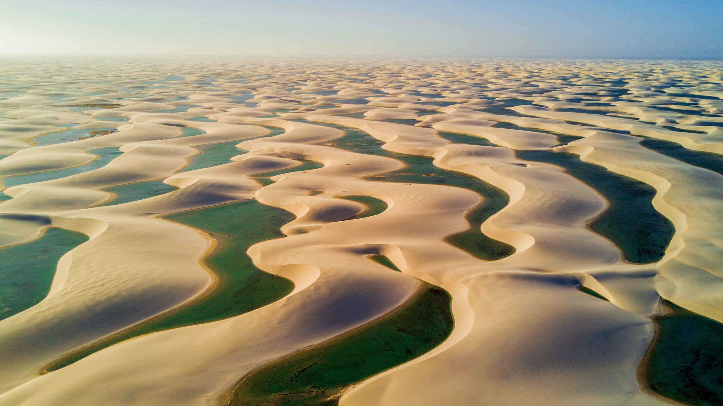 """Sa mạc """"ảo diệu"""" nhất thế giới: Gọi là sa mạc nhưng thực ra đầy… nước! - Ảnh 2."""