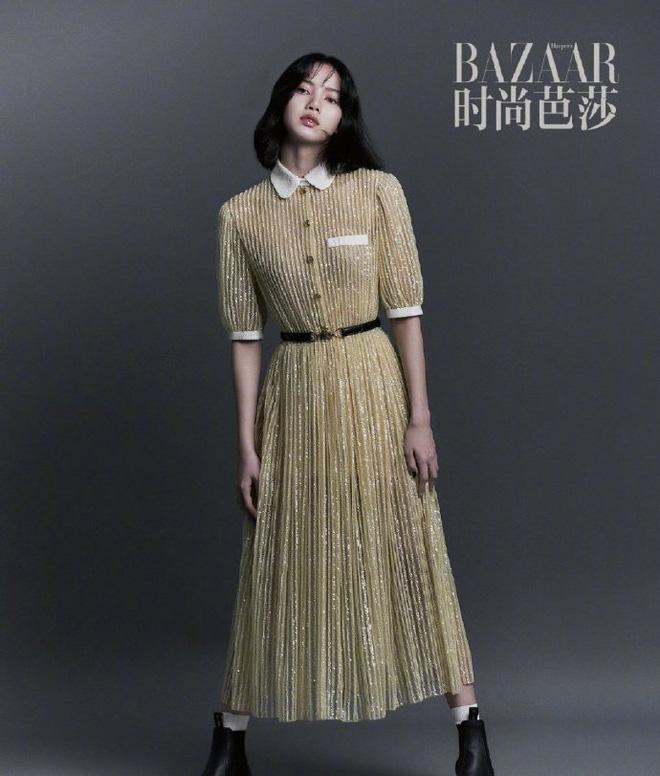 Toàn bộ ảnh của Lisa BLACKPINK trên tạp chí lớn bị xoá gấp trên Weibo, chuyện gì đang xảy ra? 006