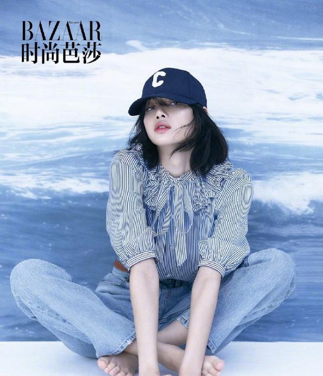 Toàn bộ ảnh của Lisa BLACKPINK trên tạp chí lớn bị xoá gấp trên Weibo, chuyện gì đang xảy ra? 004
