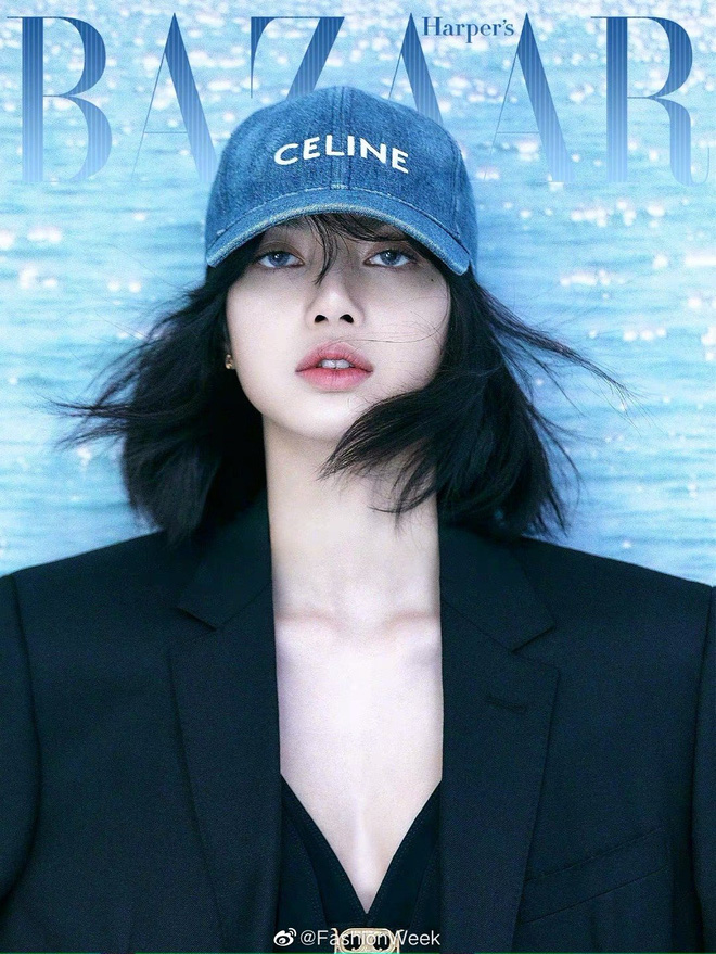 Toàn bộ ảnh của Lisa BLACKPINK trên tạp chí lớn bị xoá gấp trên Weibo, chuyện gì đang xảy ra? 001